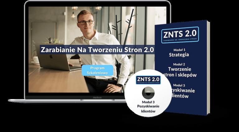 ZNTS - Zarabianie Na Tworzeniu Stron Internetowych - program szkoleniowy